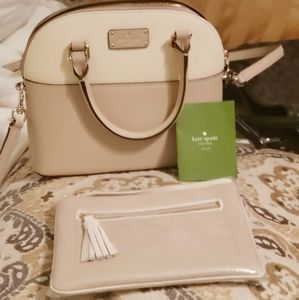 Purse and Wristlet